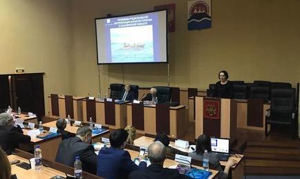 Отчетная сессия Ассоциации «НТО ТИНРО» проходила в Петропавловске-Камчатском