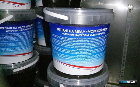 Во Владивостоке ликвидирован цех по незаконной переработке водных биоресурсов. Фото предоставлено пресс-группой ПУ ФСБ России по Приморскому краю.
