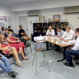 Деловой форум, организованный Португальским институтом моря и атмосферы и Евразийской экономической комиссией. Фото пресс-службы ЕЭК