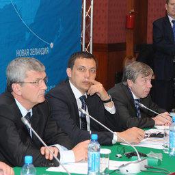 Круглый стол «Повышение конкурентоспособности рыбопереработки в РФ. Состояние и перспективы»