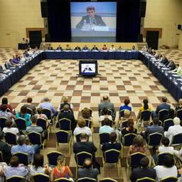 Проект «Региональный продукт «Доступная рыба» представили на круглом столе в Южно-Сахалинске. Фото пресс-службы областного правительства