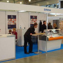 5 Международная специализированная выставка рыбы и морепродуктов «Seafood Russia-2008». Москва, июнь 2008 г.
