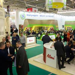 В Москве прошла 22-я международная выставка оборудования, технологий, сырья и ингредиентов для пищевой и перерабатывающей промышленности «Агропродмаш-2017». Фото пресс-службы «Экспоцентра»