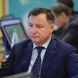 Заместитель руководителя Росрыболовства Петр САВЧУК. Фото пресс-службы ведомства