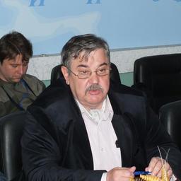 Первый вице-президент АРПП Александр ВАСЬКОВ
