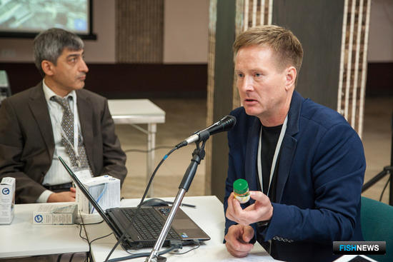 Генеральный директор ООО «Технологическое оборудование» Олег КОМАРОВ