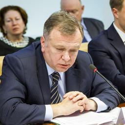 Начальник управления транспортного обслуживания Центра фирменного транспортного обслуживания Александр ЖУКОВ