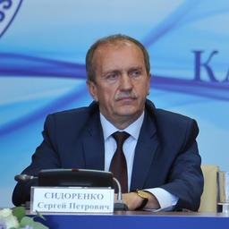 Вице-губернатор Приморского края Сергей СИДОРЕНКО