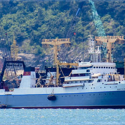 Промысловое судно «Интеррыбфлота» «Антур». Фото с сайта компании