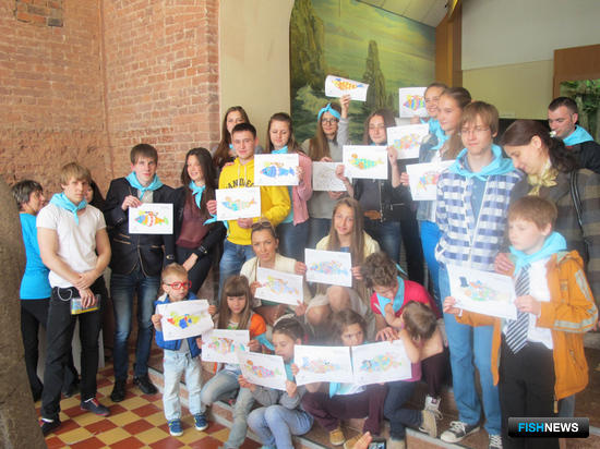 Всемирный день мигрирующих рыб отметили во Владивостоке