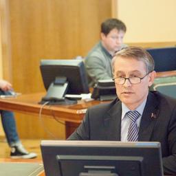Первый заместитель директора ВНИРО Вячеслав БИЗИКОВ