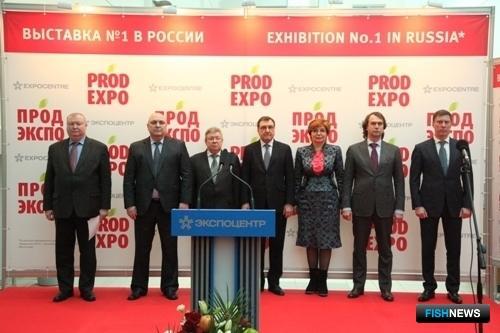 22-я международная выставка продуктов питания, напитков и сырья для их производства «Продэкспо-2015» состоялась в Москве с 9 по 13 февраля