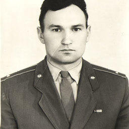 Виктор Рудяк - начальник заставы Хасанского пограничного отряда