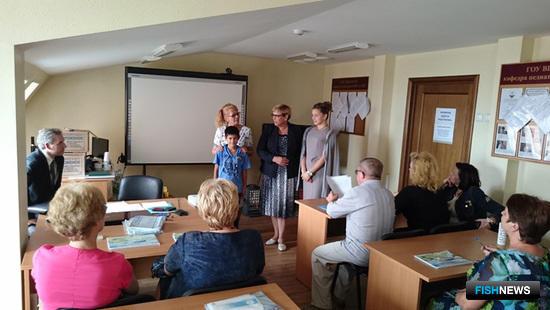Торжественное вручение призов состоялось 10 сентября в приморском краевом отделении Российского детского фонда