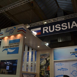 В этом году российские рыбодобывающие и рыбоперерабатывающиепредприятия принимают участие в Seafood Expo/Processing Global в рамках единого национального стенда