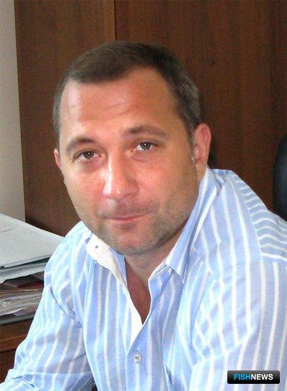 Коммерческий директор компании «Гольфстрим» Вадим Травин