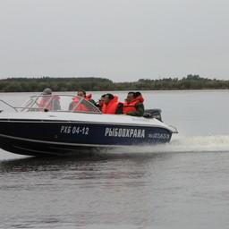 Инспекторы рыбоохраны РФ и Китая проверяют соблюдение правил рыболовства в российской части пограничных вод рек Амур и Уссури. Фото пресс-службы Амурского теруправления Росрыболовства