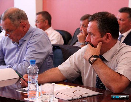 Президент АРС Александр ПОПОВ и президент АРПП Георгий МАРТЫНОВ