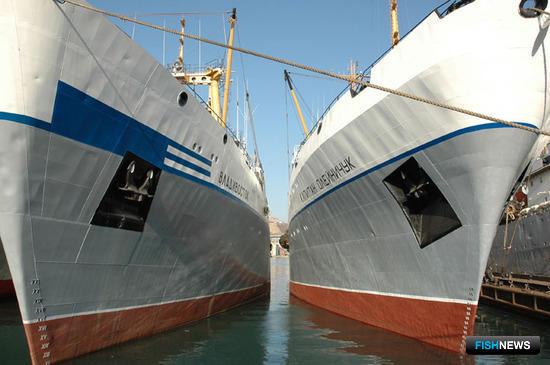 Минпромторг рассчитывает перевести строительство рыбацких судов в Россию