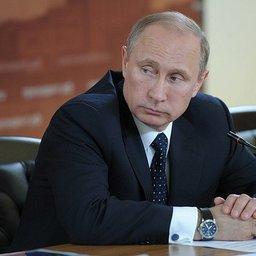 Президент Владимир Путин провел совещание о социально-экономическом развитии Архангельской области. Фото пресс-службы Президента РФ.