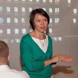 Директор по качеству, безопасности и экологии «McDonald's-Россия» Ирина Коршунова