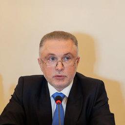 Заместитель руководителя Росморречфлота Александр ПОШИВАЙ