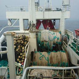 На борту рыболовного судна «Асбьорн»