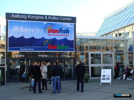 22-я международная рыбохозяйственная выставка DanFish International, Дания