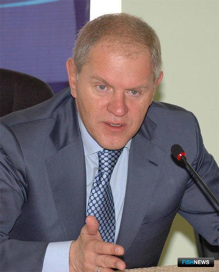 Андрей КРАЙНИЙ, руководитель Росрыболовства