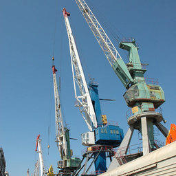 Владивостокский рыбный порт
