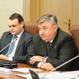 Председатель правления «Союза рыбопромышленников Севера» Владимир Григорьев