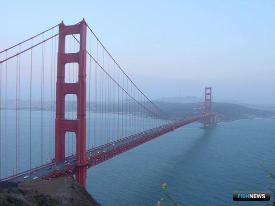 «Паллада» прибыла в порт Сан-Франциско