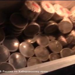 Почти тонну черной икры изъяли правоохранители в Комсомольске-на-Амуре. Оперативная съемка УФСБ по Хабаровскому краю