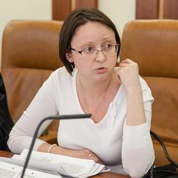 Специалист департамента экономического законодательства Минюста Татьяна БЕЛИНКИС