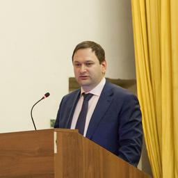 Директор департамента регулирования в сфере рыбного хозяйства и аквакультуры Минсельхоза Евгений КАЦ