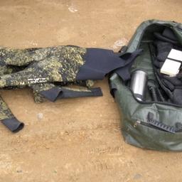 В салоне находилось снаряжение для подводной охоты. Фото пресс-службы УМВД России по Астраханской области