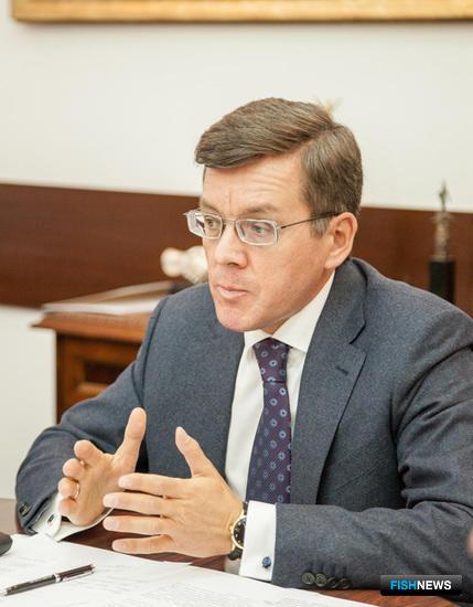Председатель комиссии Герман ЗВЕРЕВ