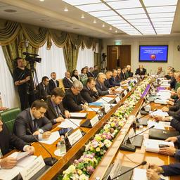 Вопросы развития рыбохозяйственного комплекса Камчатки обсуждали 14 октября в профильном комитете Совета Федерации