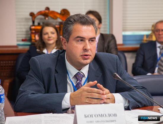 Директор по маркетингу и развитию ОАО «Рефсервис» Олег БОГОМОЛОВ