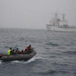 В начале мая в Приморье прошли совместные российско-японские морские антитеррористические учения пограничников