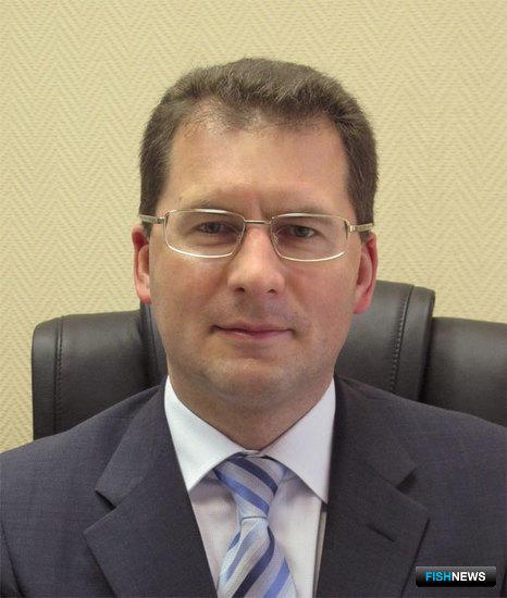 Максим САНЬКО, начальник ФГУ «Центр системы мониторинга рыболовства и связи»