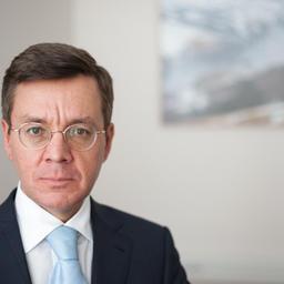 Президент ВАРПЭ и Ассоциации добытчиков минтая Герман ЗВЕРЕВ