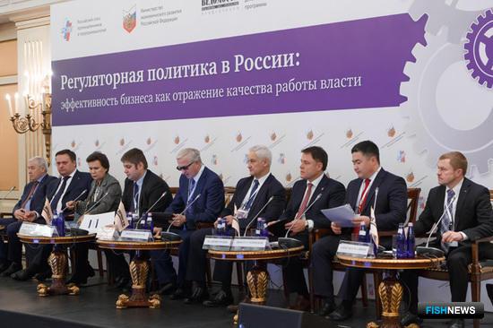 В Москве состоялась конференция «Регуляторная политика в России: эффективность бизнеса как отражение качества работы власти». Автор фото - Игнат Соловей, пресс-служба РСПП