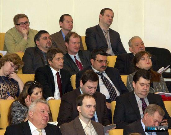 Парламентские слушания в Государственной Думе РФ