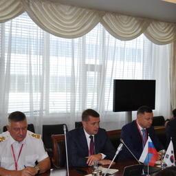В состав российской делегации вошли представители Росрыболовства и ТИНРО-Центра