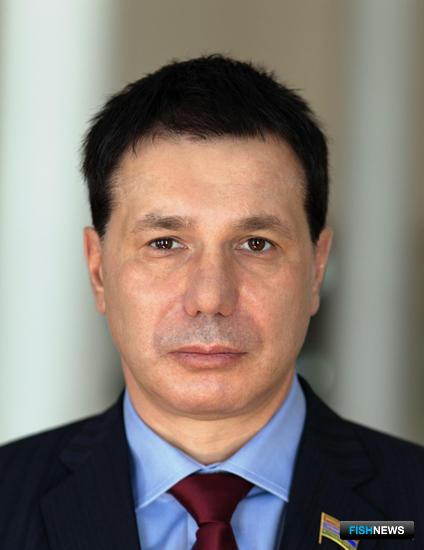 Председатель Союза рыбопромышленников Карелии, депутат Законодательного собрания Карелии Игорь ЗУБАРЕВ