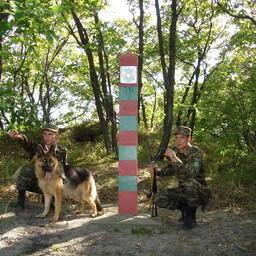 Пограничники в Приморском крае