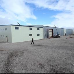 Рыбоперерабатывающее производство ООО «Восточный берег». Фото предоставлено компанией «Технологическое оборудование».