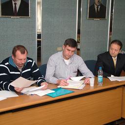 Собрание Ассоциации добытчиков минтая. Владивосток, октябрь, 2006 г.