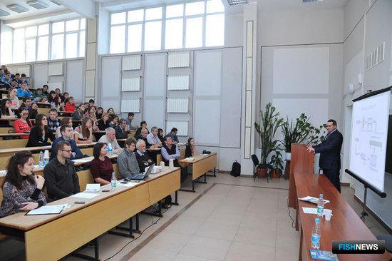 Во Владивостоке прошел семинар, посвященный современным технологиям переработки рыбных отходов